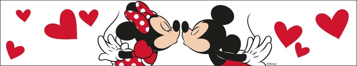müslischale mickey kiss 400ml  disney  filmhelden  geda