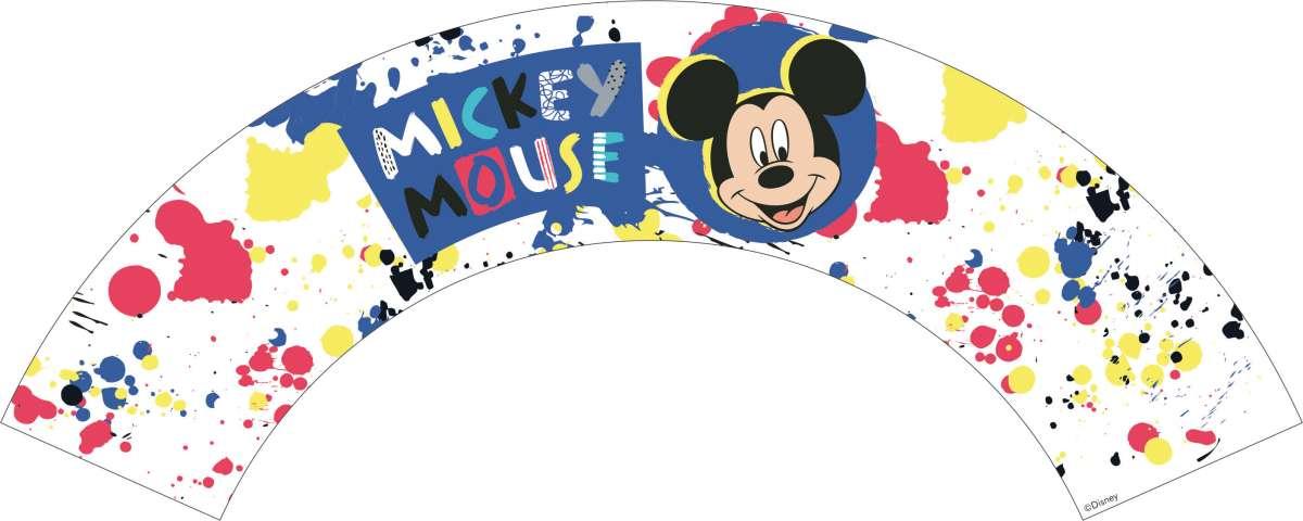 müslischale mickey  friends 400ml  mickey  minnie mouse