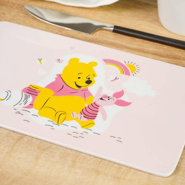 frühstücksbrettchen winnie pooh friendlier  winnie pooh