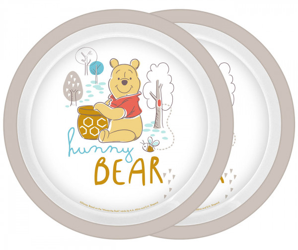 teller winnie pooh hunny bear 2er set 215cm  winnie pooh