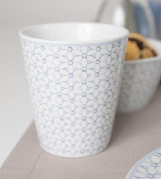 coffee mug scandinavia flower 300 ml  mugs  product